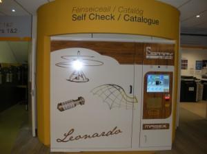 Distributore automatico di libri a Galway, Irlanda